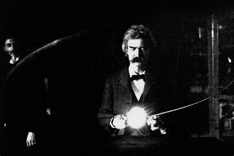 Tesla History Channel I Play Nikola Tesla On The History Channel S Quot Who