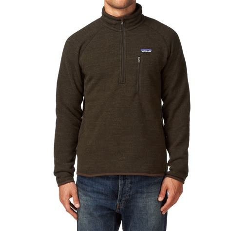patagonia better sweater review patagonia better sweater 1 4 zip top walnut free