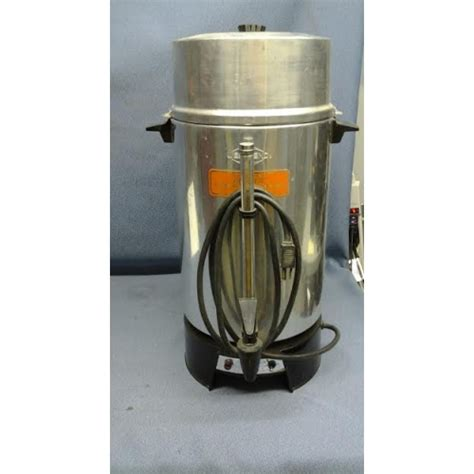 Coffee Maker 100 Cup west bend commercial coffee urn 100 cup maker allsold ca