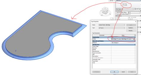 revit tutorial slab edge solved how to create a sloped floor with nice round edges