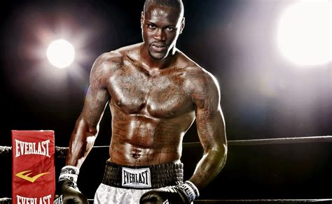 Search For Wilder Deontay Wilder S New Fight Boxingego