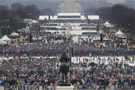 picture of inauguration crowd president obama had about one million more people than