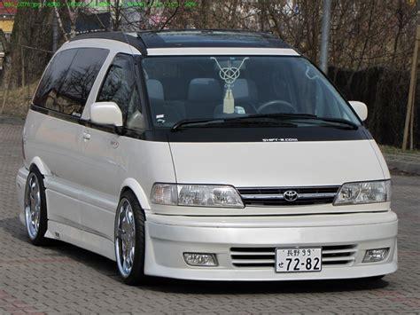 1999 Toyota Previa Hoyna S 1999 Toyota Previa In Lublin