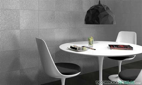revestimiento de paredes de cocina distintos materiales para decorar paredes