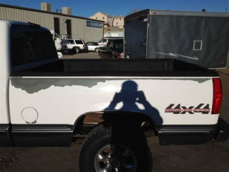 find   gmc classic extended cab short bed