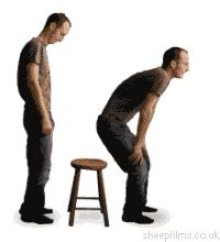 chair pull screen best gifs and animated