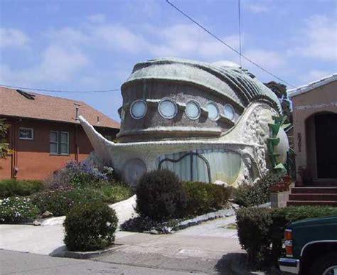 World S Wackiest Homes P21chong S Blog Fish House Ca