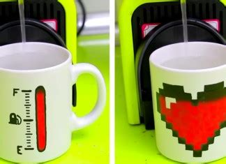 diy color changing mugs make magic mugs for gifts gift idea archives cool creativities
