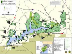 map of lake florida and surrounding areas lake talquin state forest