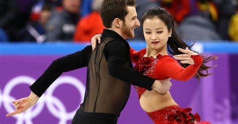 Wardrobe Malfunction At The Olympics - the 2018 olympics just had its wardrobe malfunction