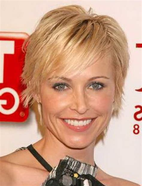 hairstyles for middle aged women with thick hair short hair styles for middle aged women