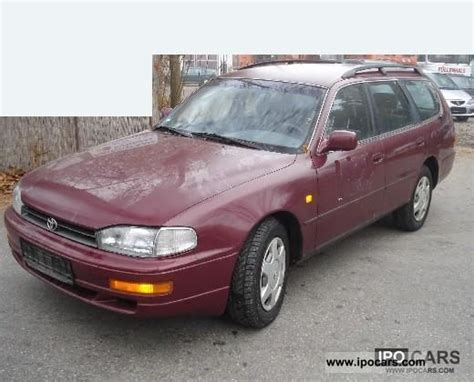 1996 Toyota Camry Wagon 1996 Toyota Camry Wagon 2 2 Gl Car Photo And Specs
