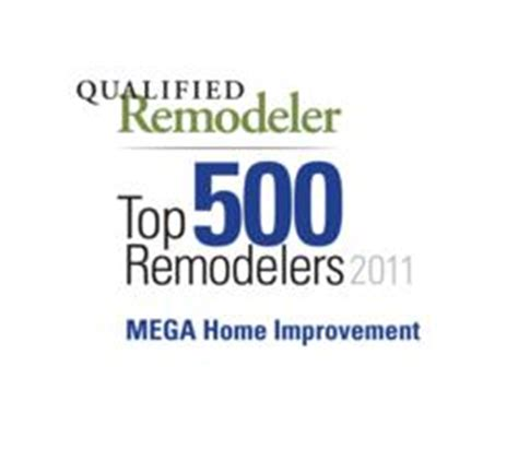 mega home improvement has been named one of the top 500