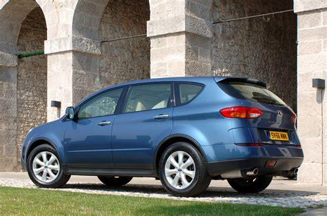 subaru tribeca reliability subaru b9 tribeca hatchback review 2006 2007 parkers