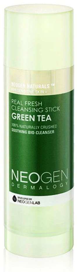Neogen Real Fresh Green Tea Cleansing Stick 80gr neogen real fresh green tea cleansing stick