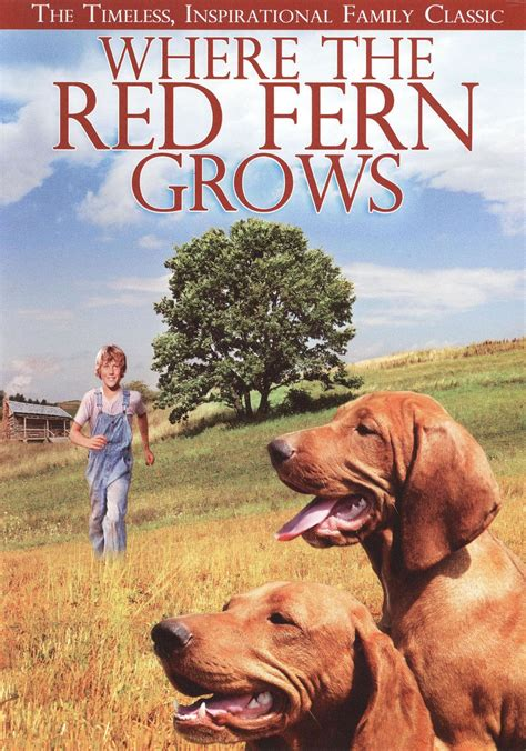 where the fern grows dogs where the fern grows trailer and tv guide