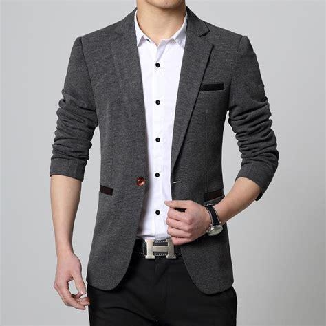 Blazer Pria Jas Pria Grey Stylish mens casual suits www pixshark images galleries