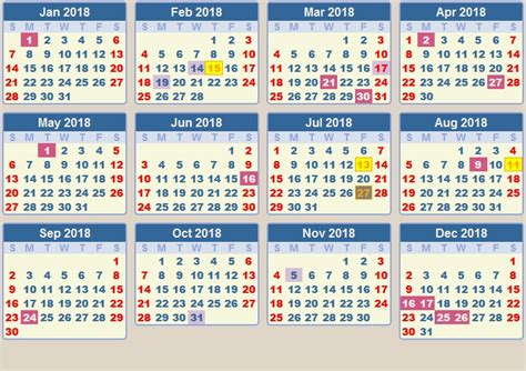 When Is Easter 2018 Calendar When Is Easter 2018 B