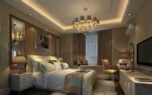 interior design lighting of bedroom minimalist
