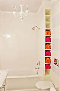bathroom shelving ideas for towels 15 small bathroom decorating ideas the