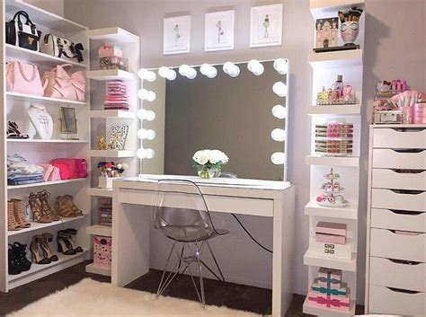 Handmade Makeup Vanity - diy makeup vanity with lights gallery gallery