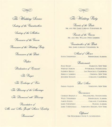 best photos of wedding ceremony script template sample