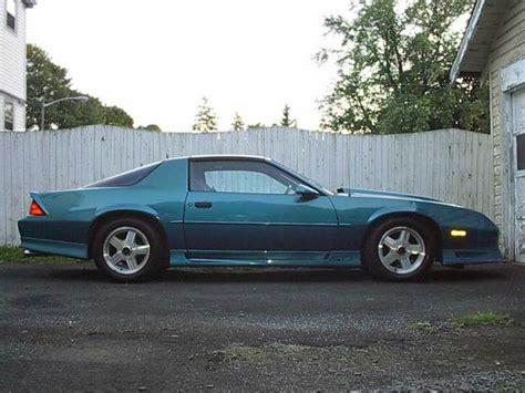 1992 camaro horsepower cayse 1992 chevrolet camaro specs photos modification