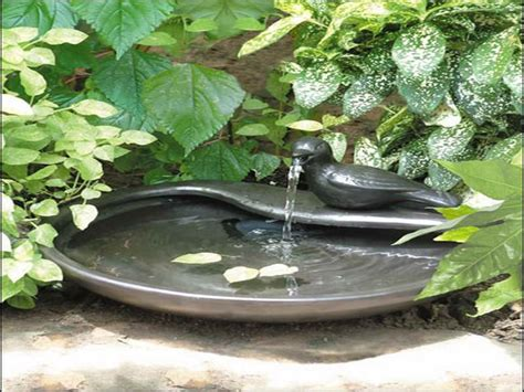 water fountains for backyard small water feature powered water fountain for small garden solar powered water