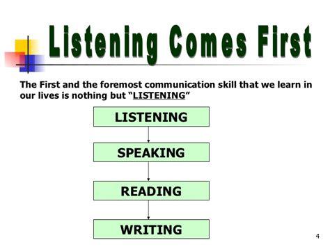Listening Skills Essay by College Essays College Application Essays Listening Skills Essay