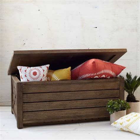 outdoor trunk bench 20 smart outdoor storage furniture ideas shelterness