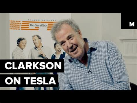 Clarkson Tesla Clarkson To Another Go At Tesla In The Grand