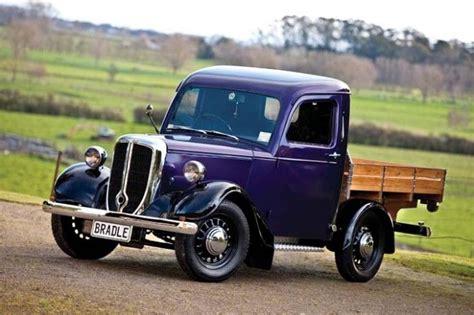 bradford truck 1950 jowett bradford vans