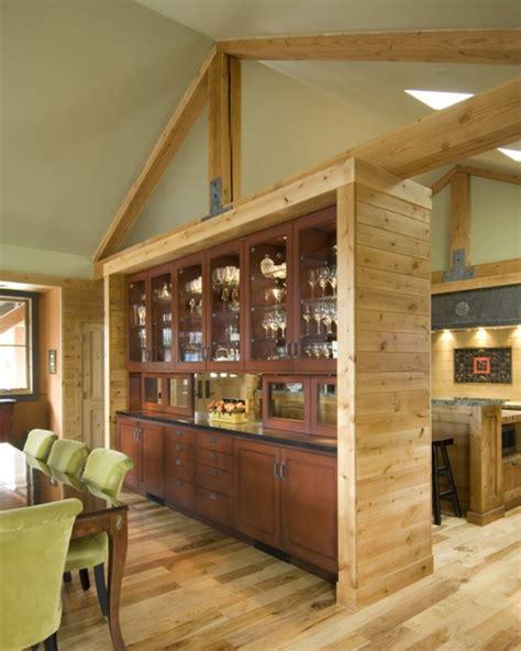house  natural wood  stone interior  exterior