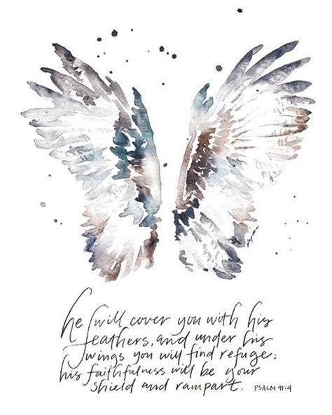 Komik Seriesyour White Wings Your Wings psalms 4