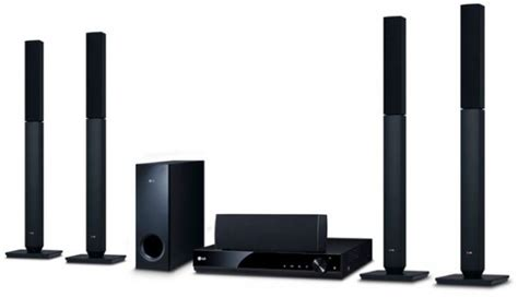 Lg Dvd Home Theater Dh 753ot lg 5 1 channel dvd home theatre system dh4530t price