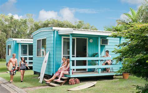 Byron Bay Caravan Park Cabins by Discovery Parks Byron Bay