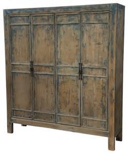 Large Armoire Wardrobe Reclaimed Wood Large Armoire Farmhouse Armoires And