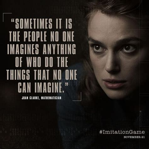 quotes film once the imitation game imitationgame 183 sep 23 heroes change