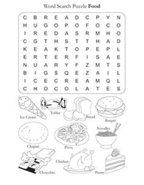 carbohydrates word search end of the year grade word searches word