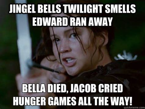 Jacob Meme - jingel bells twilight smells edward ran away bella died