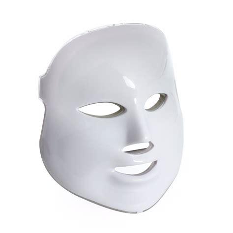 Led Light Face Mask Pdt Led Light Therapy Mask 7 Colors Skin Rejuvenation Led