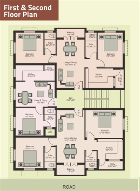 floor plan brochure poomalai housing naveens chennai discuss rate review