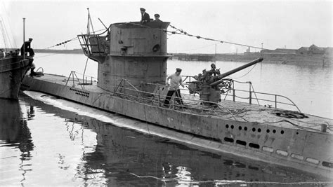german u boat found in canada german u boat wreck may be at bottom of churchill river in