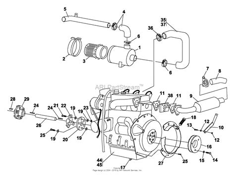 diesel engine diagram kubota engine diagram wiring diagram with description