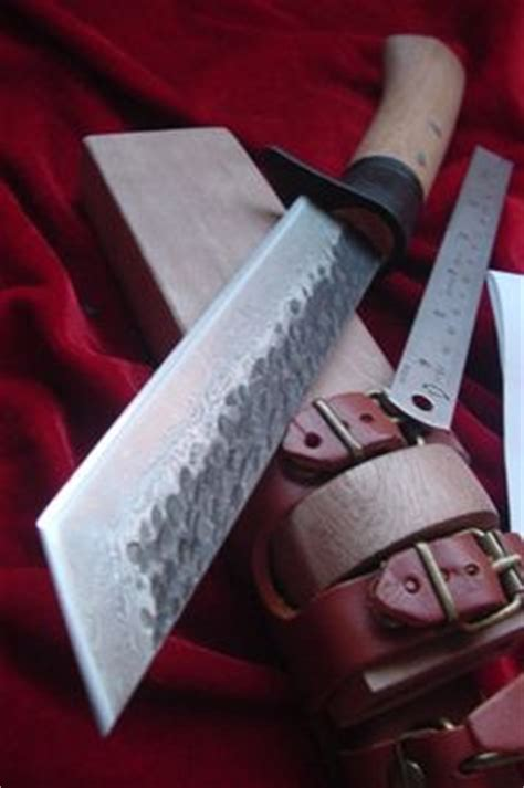 M2 Note Slayer made to order tanto competition chopper aisi m2 tool