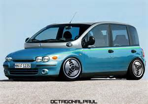 Fiat Multiply Fiat Multipla Time To Belt Up Driven To Write
