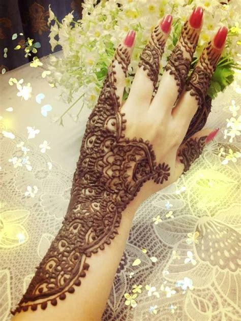 party mehndi designs 2018