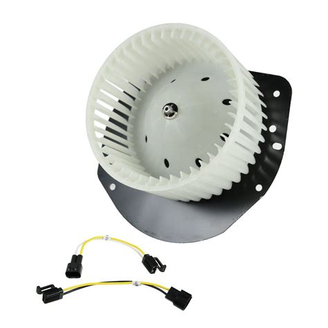 how to replace a c heater blower motor resistor heater a c blower motor w fan cage for lincoln mercury ford f150 truck ebay