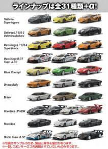 All Lamborghini Cars List