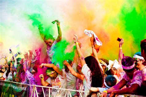 the color run 2012 nyc the color run is a one of a